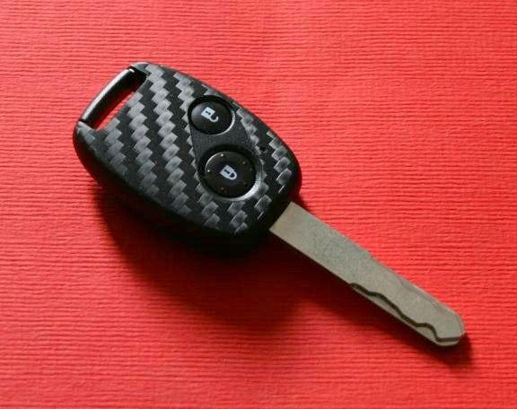 #1 Schlüsselfolie in Carbonoptik Honda Modelle