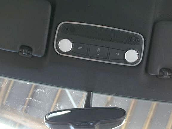 1 Aluminium Dekorrahmen für die Innenraumüberwachung