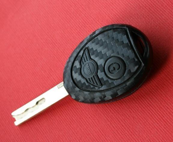 #1 Schlüsselfolie in Carbonoptik MINI Modelle