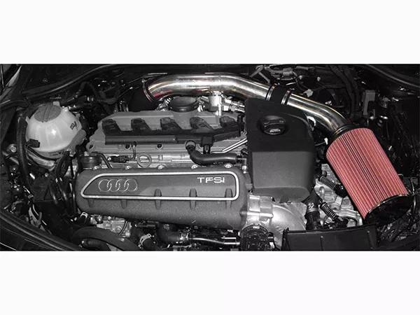 VAG 2,5 Turbo TFSI Ansaugrohr für offenen Filter ab Lader