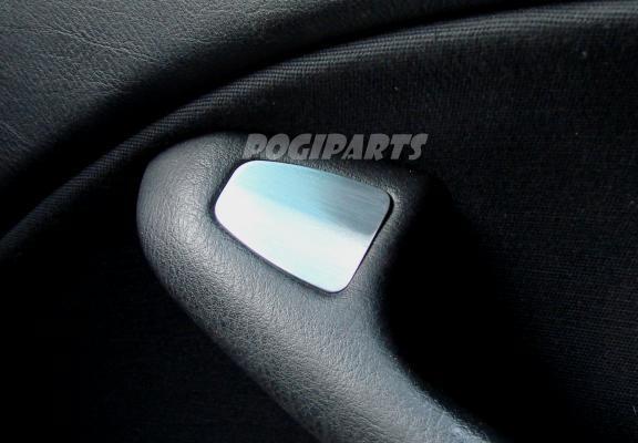 2 Blindstopfen für Fahrzeuge ohne Spiegelverstellung