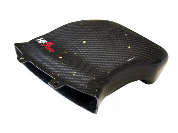 Audi TT, TTS und TTRS 8J Carbon Ansaugstutzen