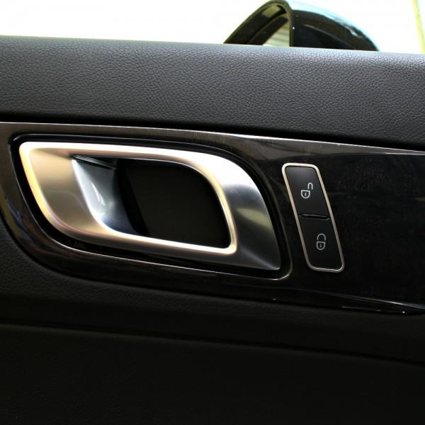 1 Set Aluminium Dekorrahmen für die Türverriegelung