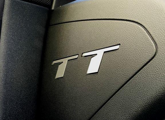 1 Set Aluminium Dekorblenden TT für den Sicherungsdeckel