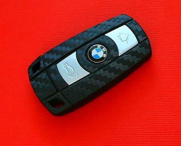 #4 Schlüsselfolie in Carbonoptik BMW Modelle Version 2