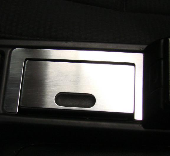 1 Set Aluminium Dekorrahmen für den Aschenbecher