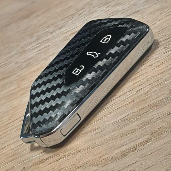 #8 Schlüsselfolie in Carbonoptik VW Modelle